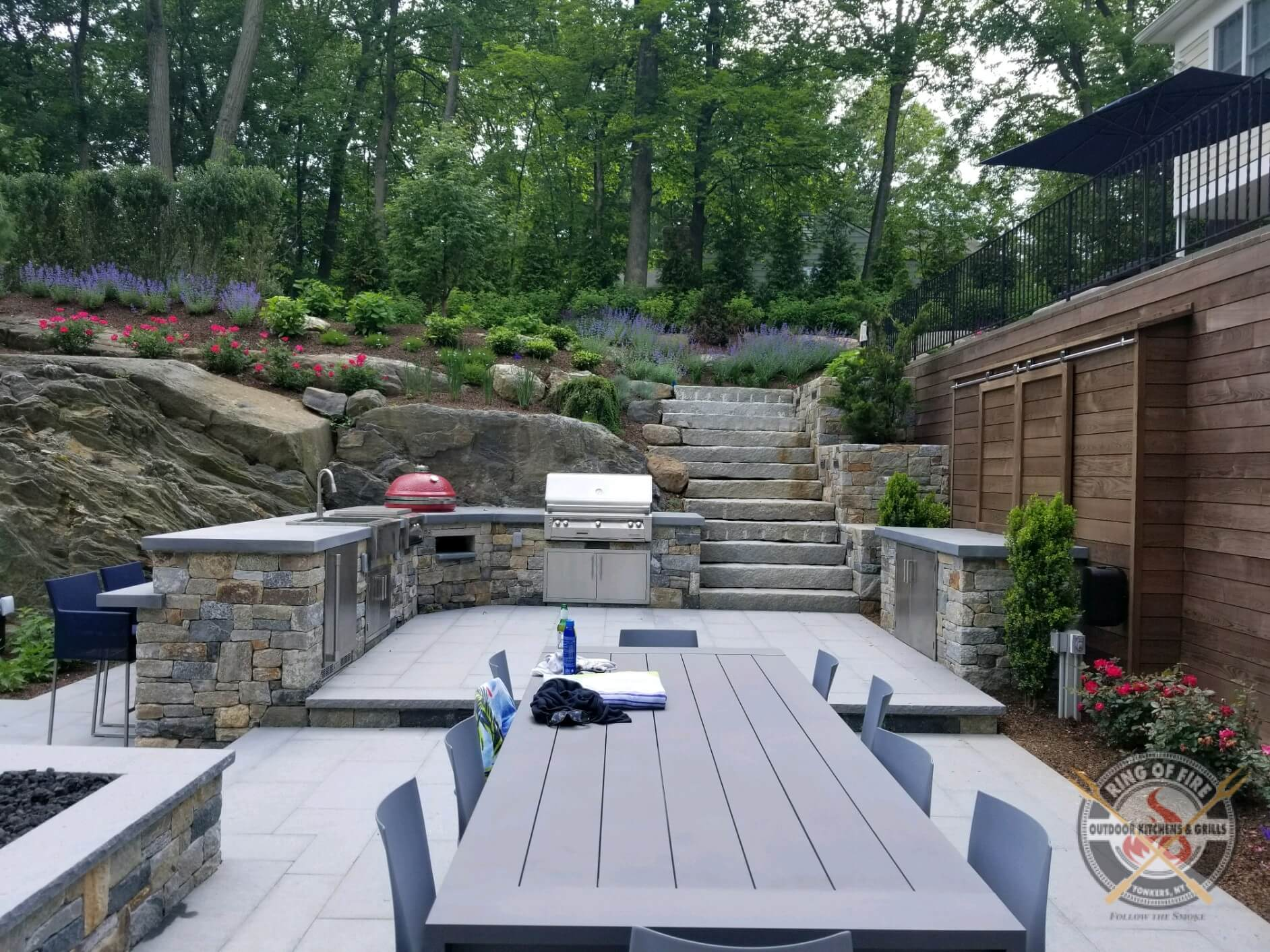 Outdoor Kitchen Westchester County