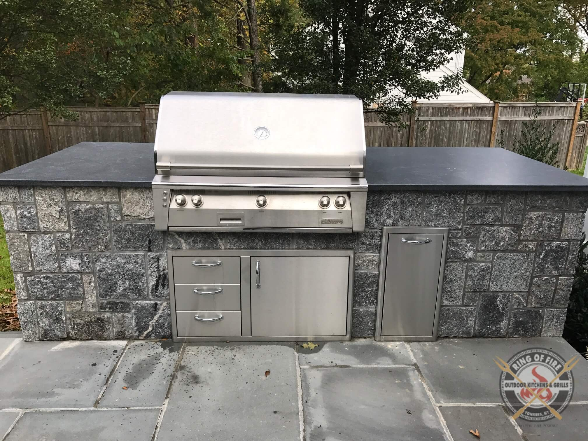 """Alfresco 42"""" Grill - Scarsdale NY"""