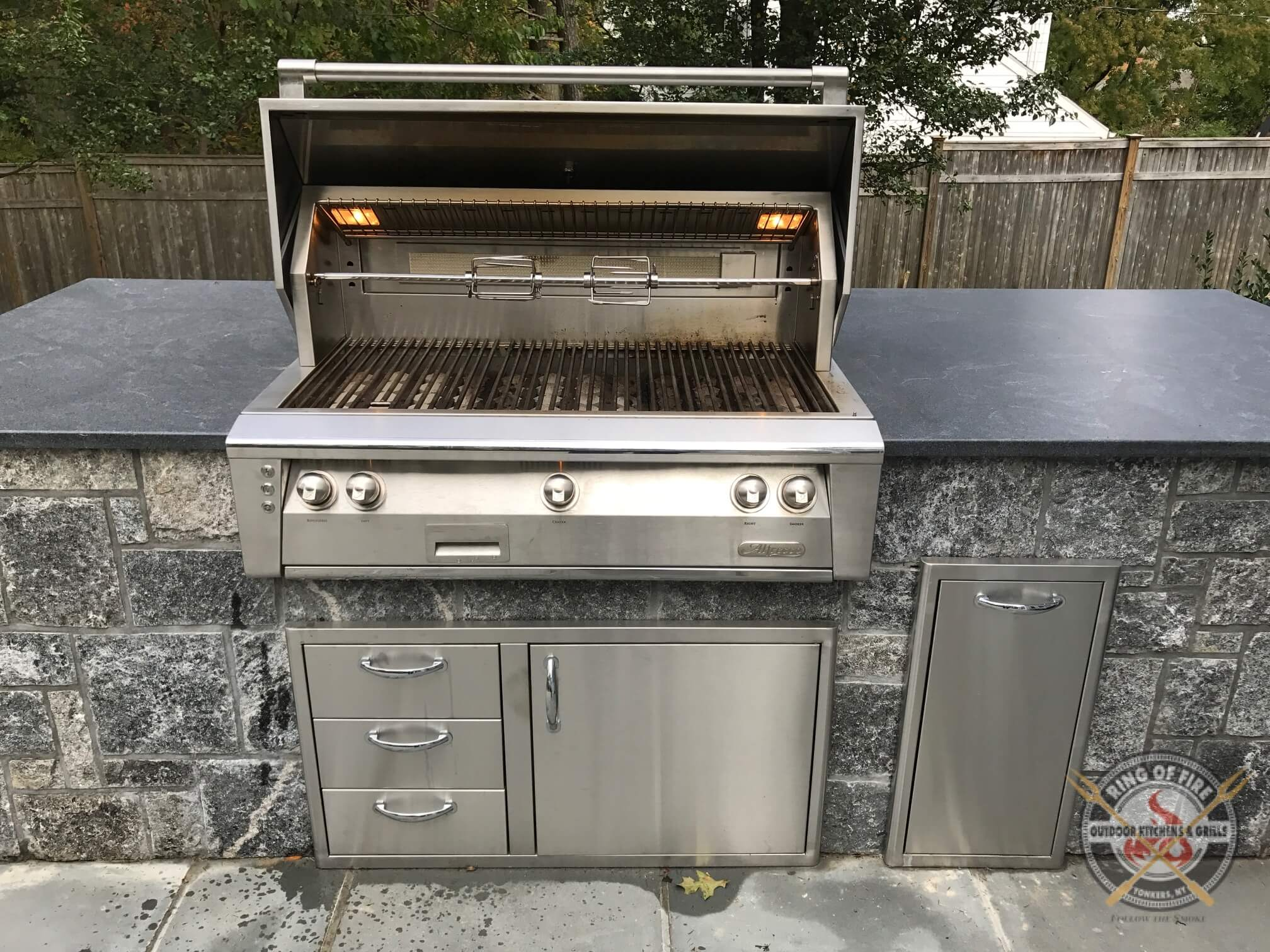"Alfresco 42"" Grill - Scarsdale NY"